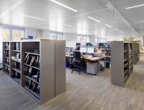 Brussel – HDI – kantoren
