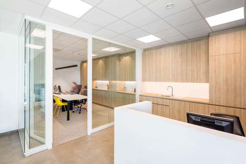 Opwijk - De Neef - kantoren