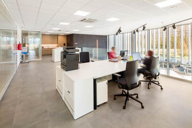 Opwijk - De Neef - kantoorinrichting