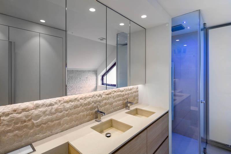 residentieel project - badkamer