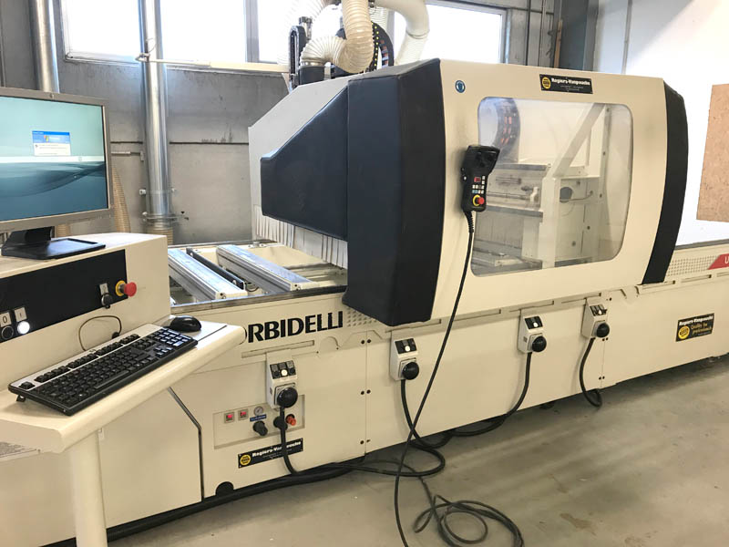 CNC machine - bouwproject Buyse