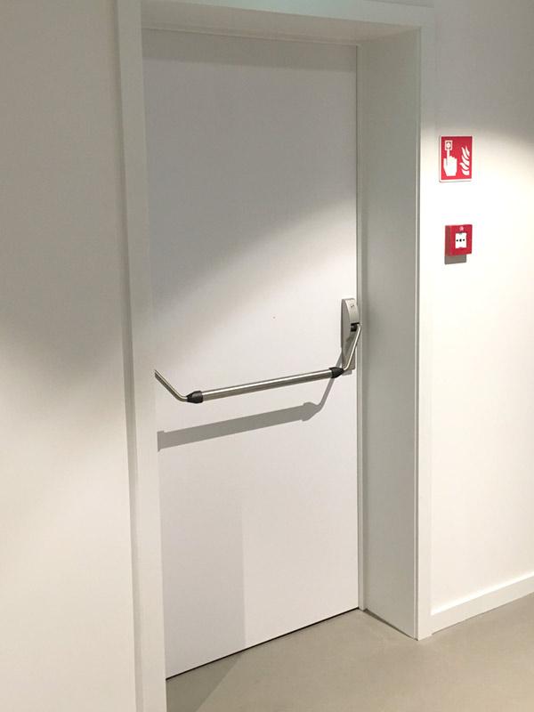 Brandwerende binnendeuren - Buyse