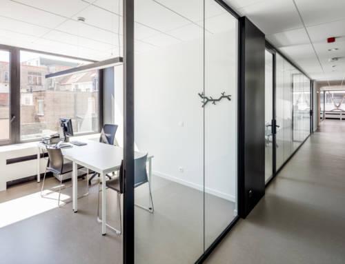 Antwerpen – Centrum voor Basiseducatie – totaalverbouwing naar kantoor- en schoolaccommodatie